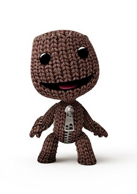 Sackboy Little Big Planet