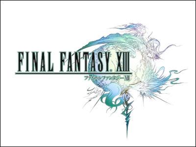 FINAL FANTASY XIII  [PS3 : Xbox360] Ffxiii_logo