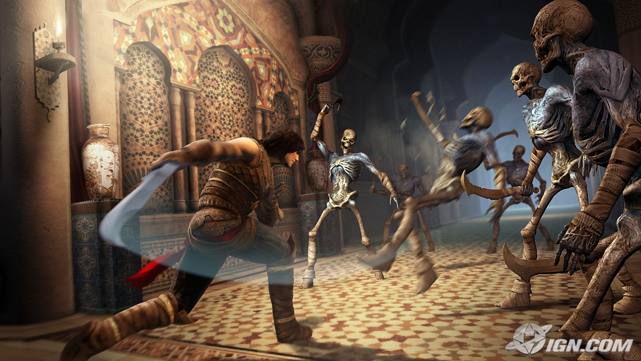 Prince Of Persia: Forgotten Sands / Książę Persji Zapomniane Piaski (2010)  Polska Wersja (Napisy)