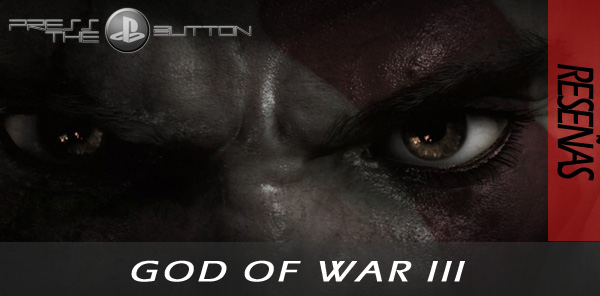 RESEÑA GOD OF WAR iii