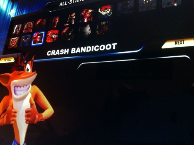 crash bandicoot battle royale