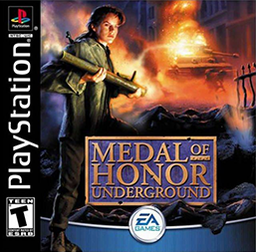 256px-Medal_of_Honor_-_Underground_Coverart