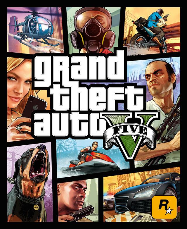 boxart grand theft auto v gta 5