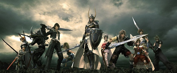 Dissidia Final Fantasy 2