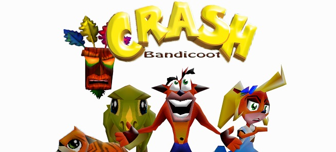 crash bandicoot ps4 naughty dog