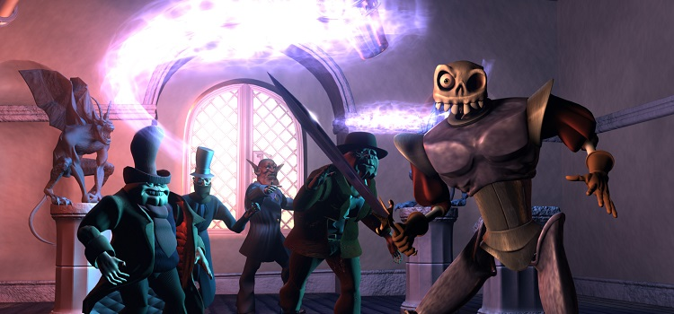 MediEvil_2_characters