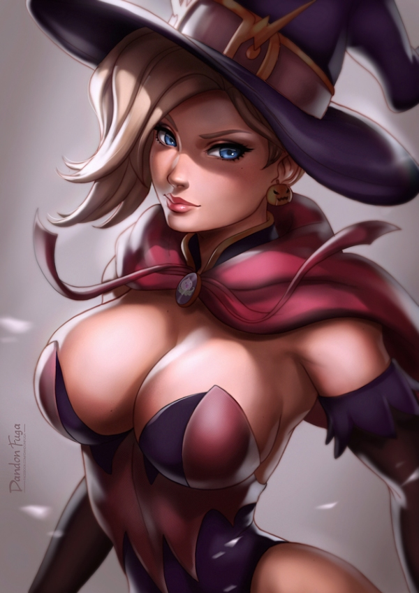 __mercy_and_witch_mercy_overwatch_drawn_by_dandon_fuga__20284583d2b512418b50da156ecd64ab