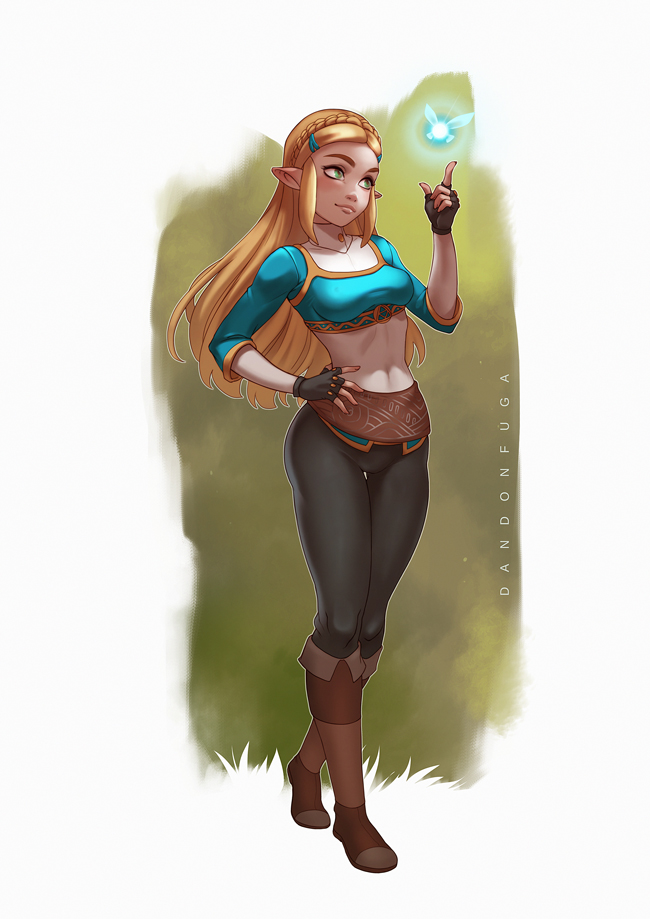 __princess_zelda_the_legend_of_zelda_and_the_legend_of_zelda_breath_of_the_wild_drawn_by_dandon_fuga__e130e7ddb96042bc8a4e4fddfae07825
